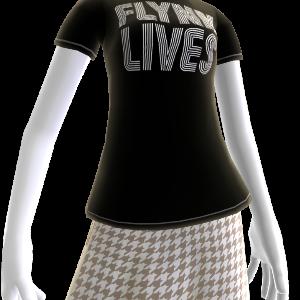 T-shirt Flynn vive
