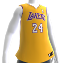 Los Angeles Lakers NBA 2K14 Jersey