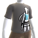 Lara T-Shirt Item de Avatar