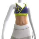 Zumba Rock Your Core V-Bra Top