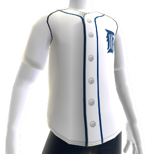 Jersey Detroit Tigers MLB2K11 