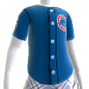 Maglia Chicago Cubs MLB2K11 