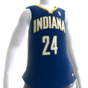 Indiana Pacers NBA 2K14 Jersey