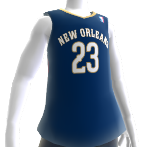 New Orleans Pelicans NBA 2K14 Jersey