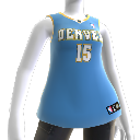 Maillot NBA2K10 Denver Nuggets