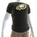 Eagles Gold Trim Tee