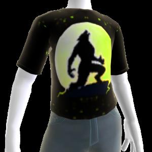 Epic Werewolf Howl Shirt
