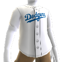 Maillot MLB2K10 Los Angeles Dodgers