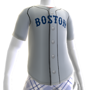 Maillot MLB2K11 Boston Red Sox