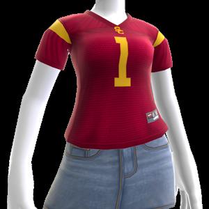 USC Football Jersey
