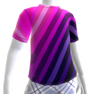 Dance Central 3 neonkleurig T-shirt