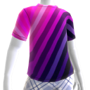 Dance Central 3: t-shirt i neon
