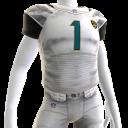 Jacksonville 2013 Away Game Jersey