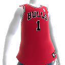 Camiseta NBA 2K13 Chicago Bulls
