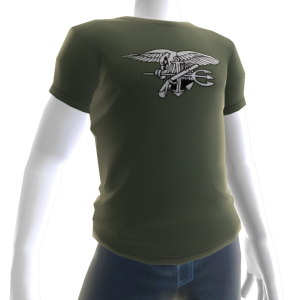 Navy Seals Tee - Green