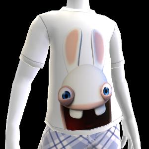 Rabbid-Gesicht  T-Shirt
