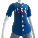 Jersey Texas Rangers MLB2K11 
