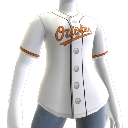 Jersey Baltimore Orioles MLB2K10