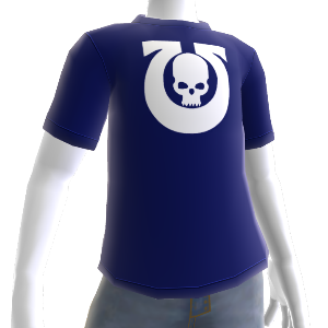 Space Marine® - Ultramarines Omega Shirt
