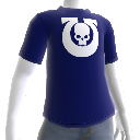 Space Marine - T-shirt Omega des Ultramarines 