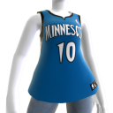 Minnesota Timberwolves NBA2K11 유니폼