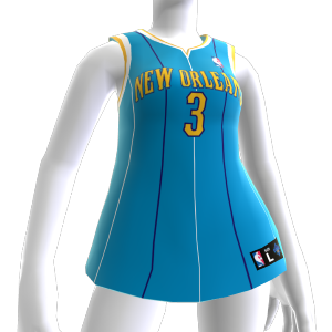 Colete NBA2K10: New Orleans Hornets