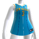 New Orleans Hornets NBA2K10-Trikot