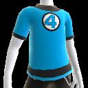 Camiseta Cuatro Fantásticos