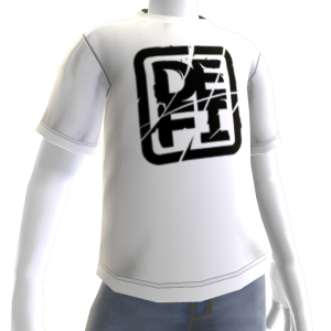 DEFI Logo T-shirt