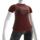 Autobots Grey Logo T-Shirt