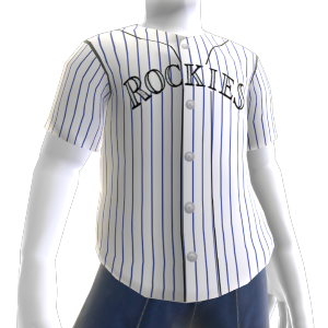 Maillot MLB2K10 Colorado Rockies