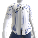 Colorado Rockies  MLB2K10 Jersey