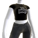 DJ Hero-Girlie-Shirt