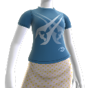 Camiseta Espadas cruzadas de Halo