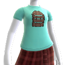 Camisa com cone de Isaac