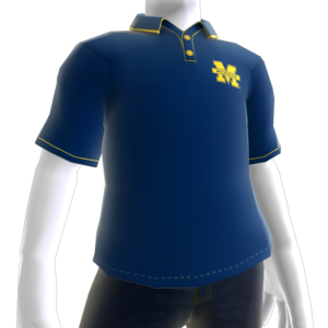 Michigan Polo Shirt