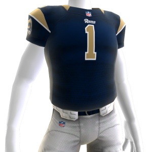 St. Louis Game Jersey