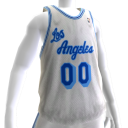 1960-1967 Lakers Home Jersey