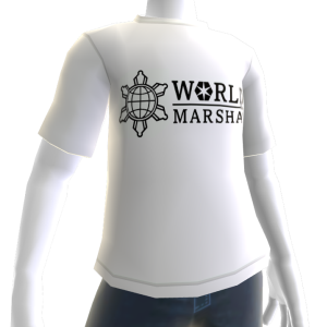 Camiseta World Marshall