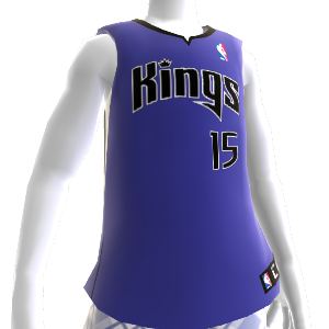 Sacramento Kings NBA 2K13-trøje