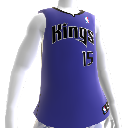 Camiseta NBA 2K13 Sacramento Kings