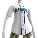 Colete Seattle Mariners  MLB2K10