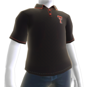 Texas Tech Polo Shirt
