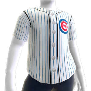 Chicago Cubs  MLB2K10 Jersey