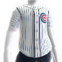 Colete Chicago Cubs  MLB2K10