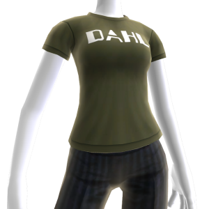 Dahl Logo Shirt