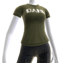 Dahl 로고 셔츠