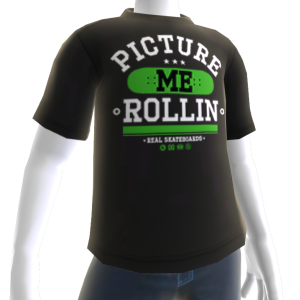 Picture Me Rollin Tee