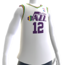 Jazz 95-96 Retro NBA 2K14 Jersey