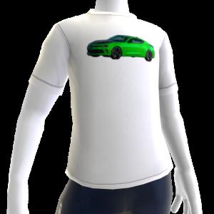 2017 Camaro LT 1LE White Tee